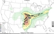 A Look at Rain Totals and Storm Reports