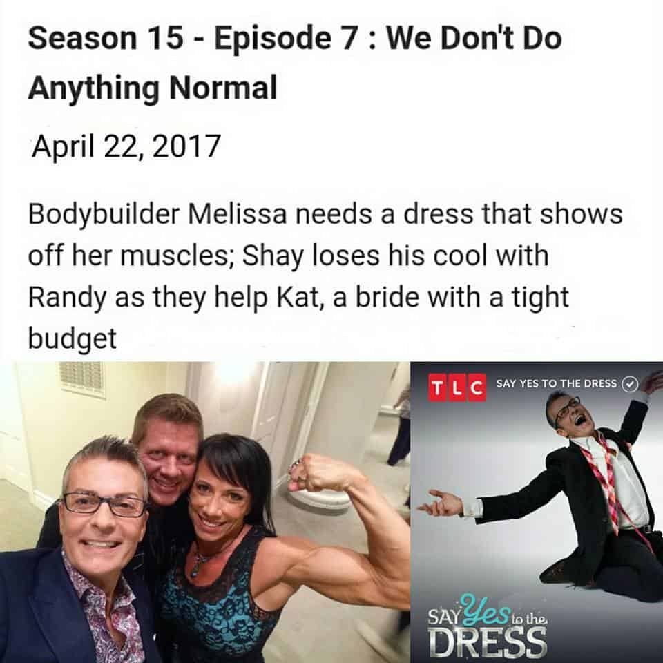 Reality TV Guest: Say Yes To The Dress