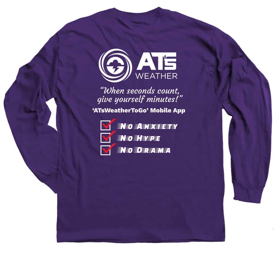 Long Sleeve Back